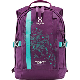 Haglöfs Tight Junior 8 Backpack Purple Crush/Crystal Lake